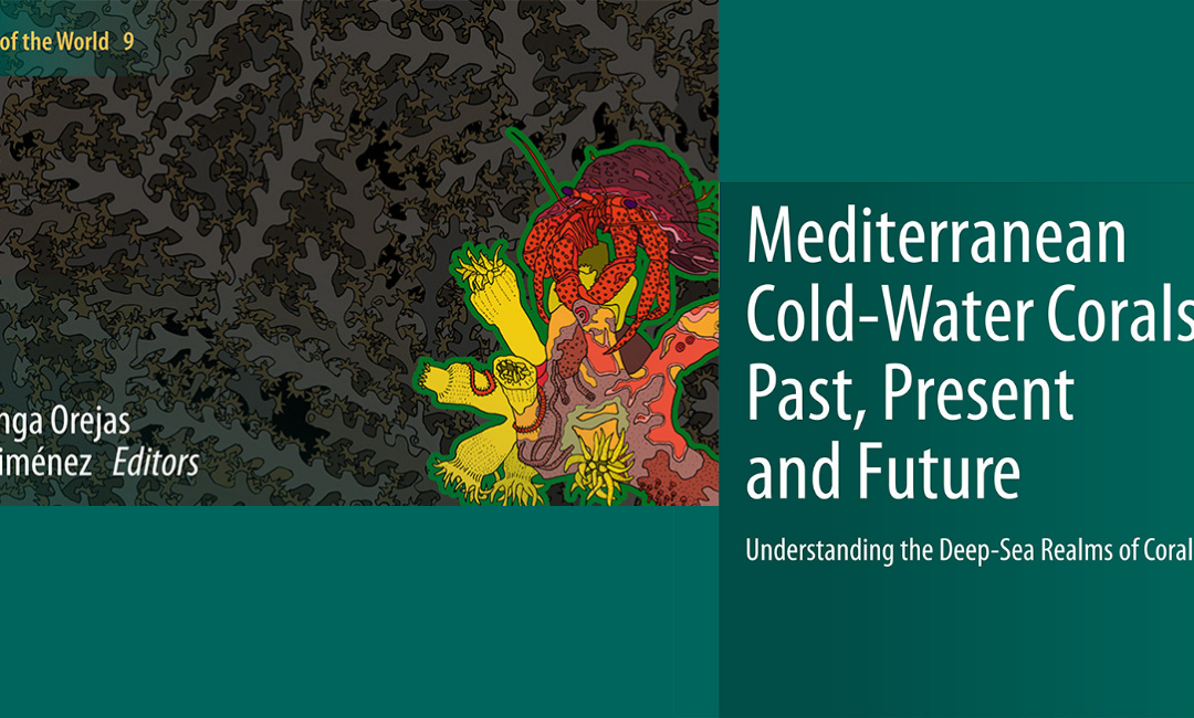 New book on Cold – Water Corals in the Mediterranean