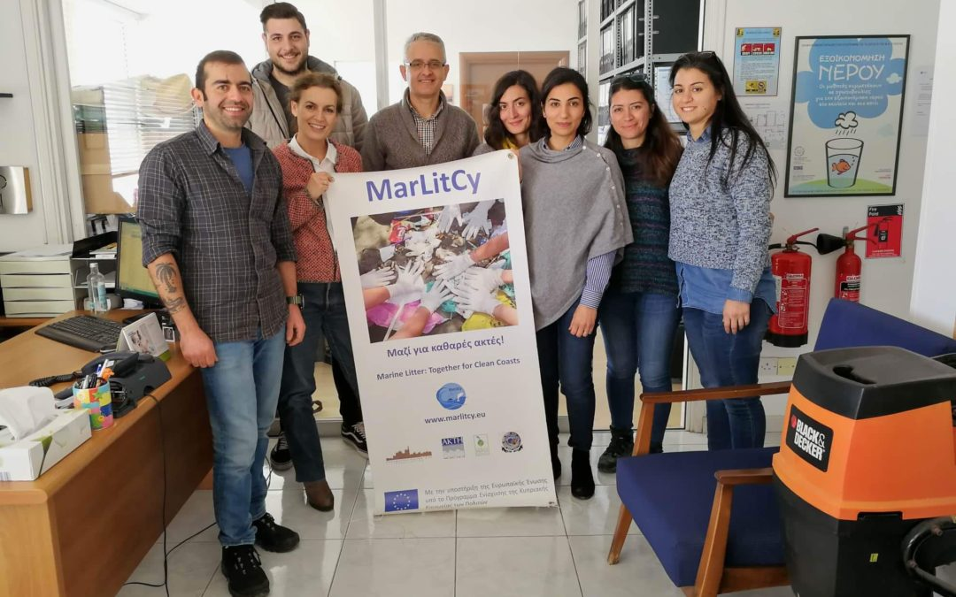 MarLitCy – The fight against litter continues