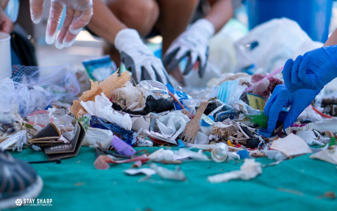 Meet the sea & dive against debris event at Ayia Napa Harbour